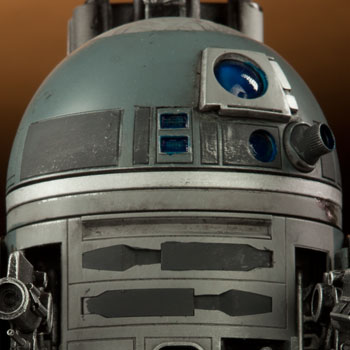 R2-ME2 by Bruce Mitchell