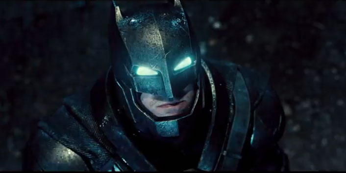 New 'Batman v Superman: Dawn of Justice' teaser trailer just landed!