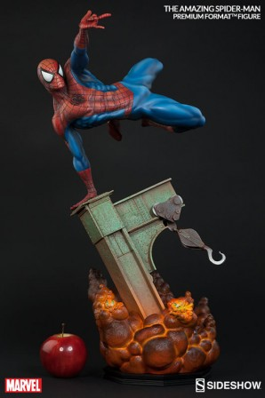 The Amazing Spider-Man Premium Format Figure