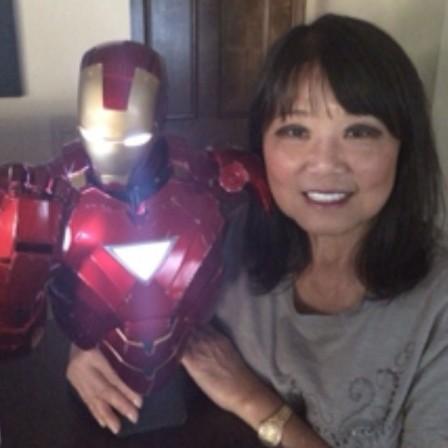"""I am Iron Mom!"" - Christina L."