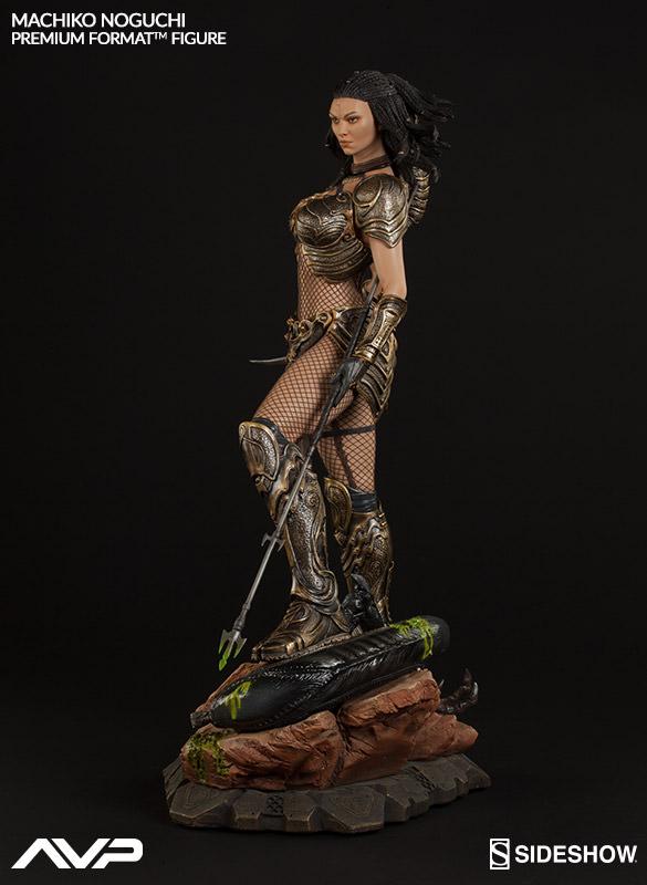 Machiko Noguchi She-Predator Premium Format Figure
