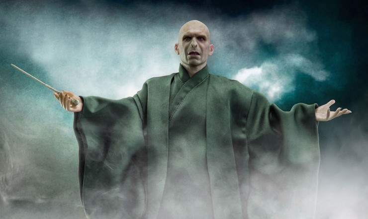 5 reasons this Voldemort figure might turn you into a Death Eater