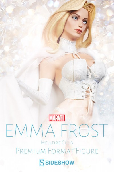 Emma Frost Premium Format – Final Production Gallery