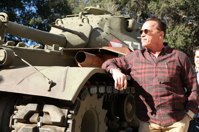 5 times movie star Arnold Schwarzenegger was a total badass in real life