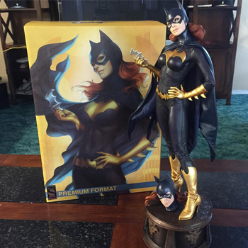 Today is definitely a Batgirl day! See what fans are saying about the Batgirl Premium Format Figure