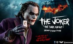 The Joker 'The Dark Knight' Premium Format Figure