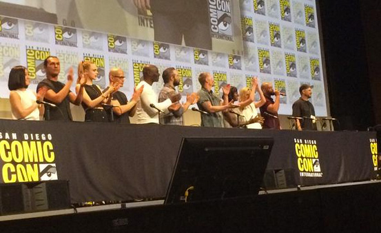 Warner Bros. DC Hall H Panel Recap and new Batman V Superman trailer at SDCC