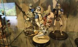 Inside the ultimate collectors secret base – Star Wars