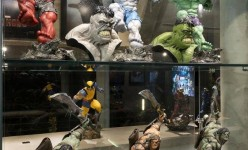 Inside the ultimate collectors secret base