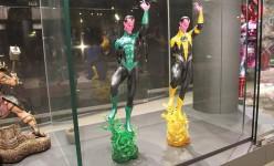 Inside the ultimate collectors secret base – Sinestro
