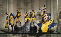 Inside the ultimate collectors secret base – Wolverine