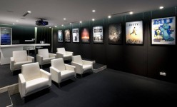 Inside the ultimate collectors secret base – Home Theater