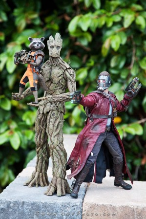 Hot Toys Guardians of the Galaxy Sixth Scale Figures
