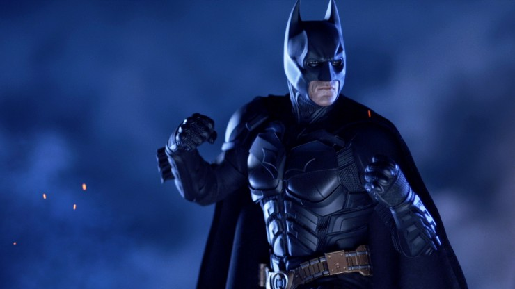 Batman 'The Dark Knight' Premium Format Figure Video Sneak Peek