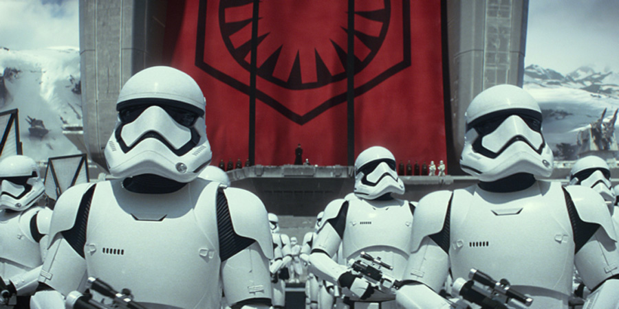 Star Wars Force Awakens New Footage