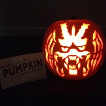 Spooktacular Pumpkin Carving Contest 2012 | Sideshow