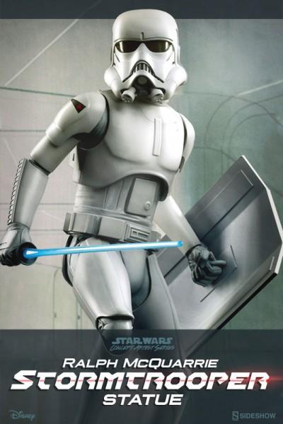 Star Wars Concept Artist Series– Ralph McQuarrie Stormtrooper Statue