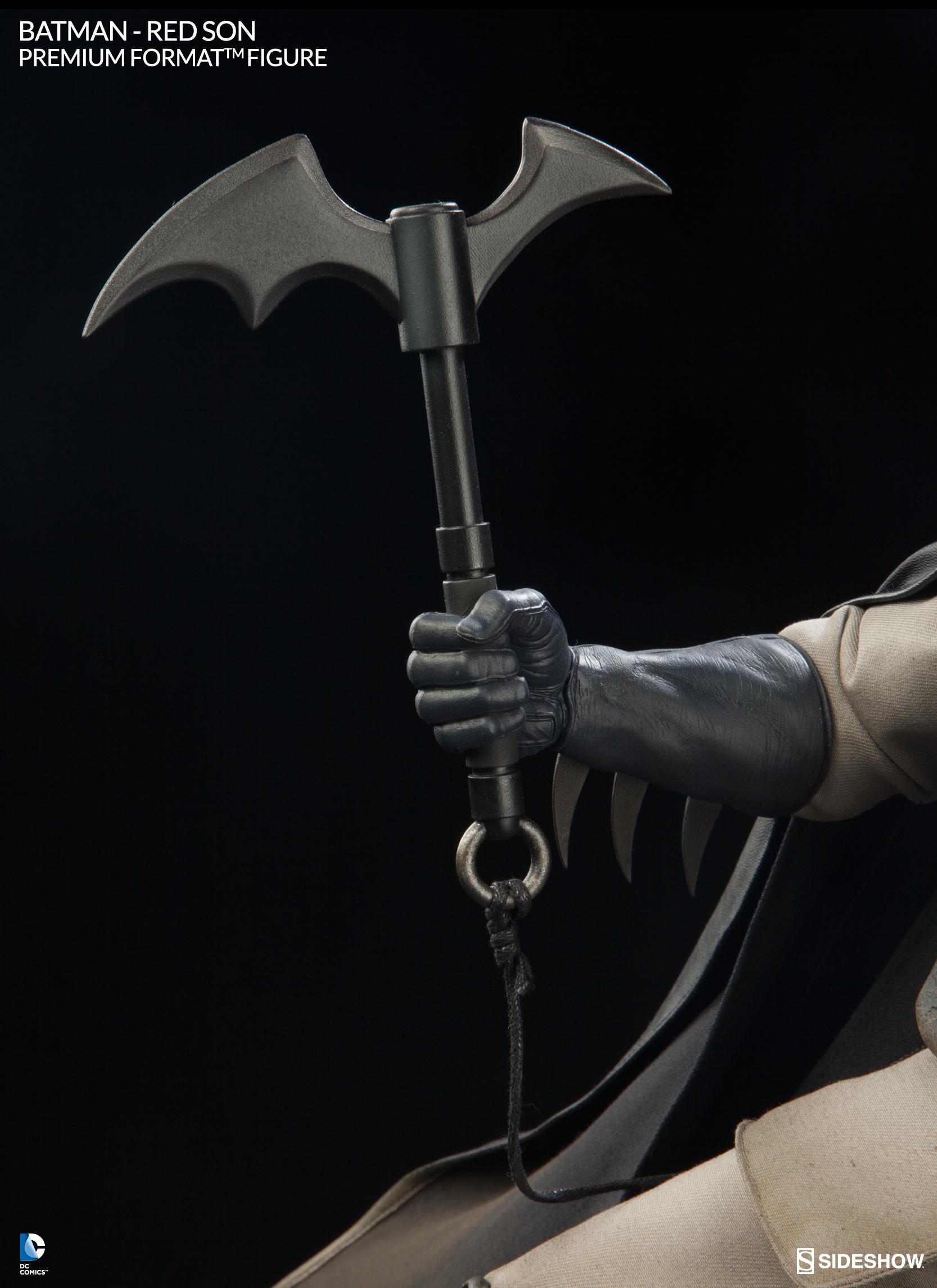 Batman Red Son Premium Format Figure