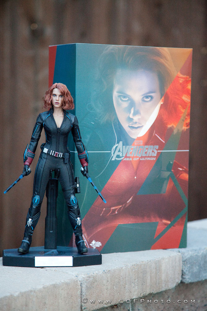 Richter Boys Review Hot Toys Black Widow From Avengers Age