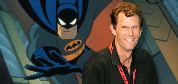 Highlights from Batman Q&A with voice actor Kevin Conroy