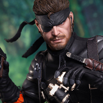 Metal Gear Hot Toys Collectibles
