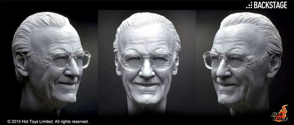 Hot Toys Stan Lee
