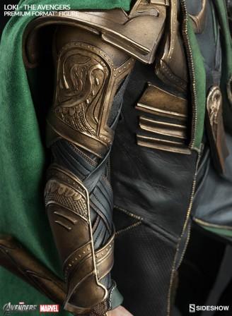 Loki The Avengers Premium Format Figure