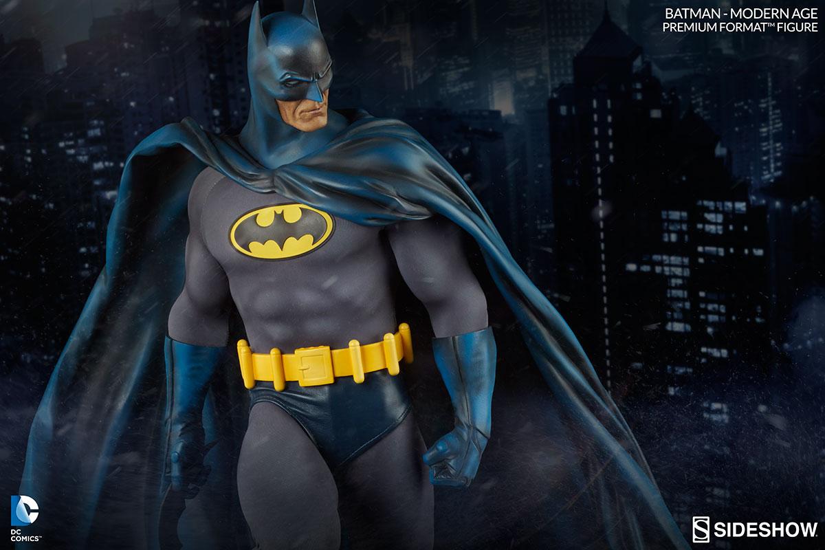 Batman Modern Age Premium Format Figure Final Production Gallery