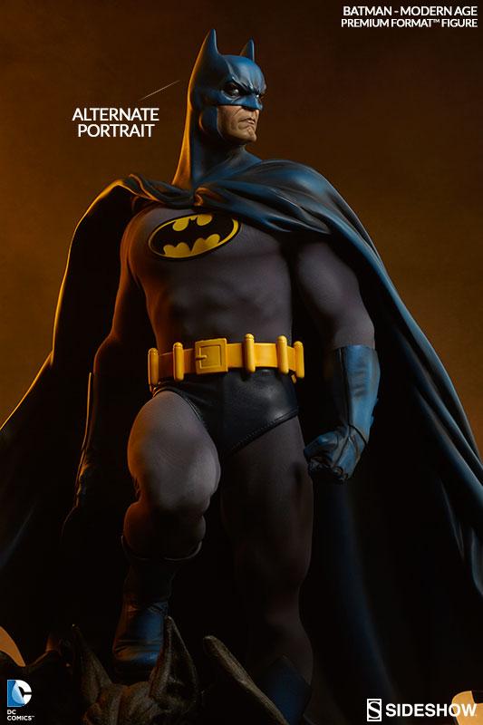 Exclusive Batman Modern Age Premium Format Figure Final Production Gallery