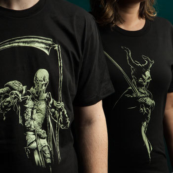 Court of the Dead Official Apparel