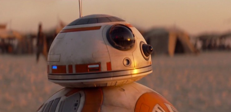 Japanese trailer for Star Wars: The Force Awakens reveals new footage