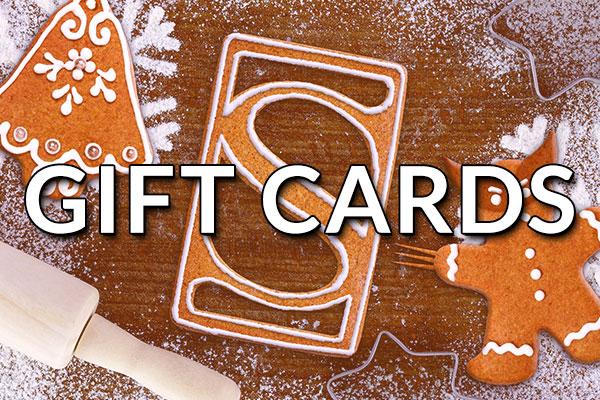 Snag a Gift Card!