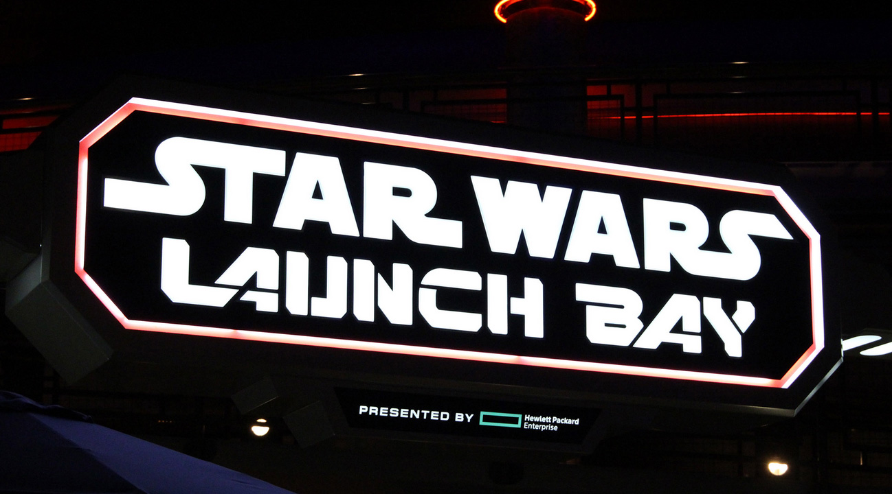 Sideshow reports to Launch Bay for Disneyland's new Season