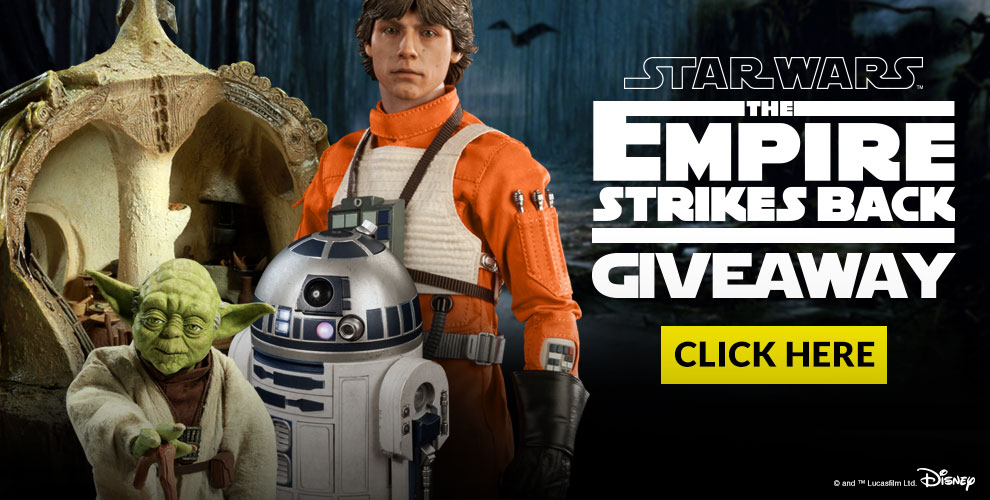 Star Wars: The Empire Strikes Back Giveaway