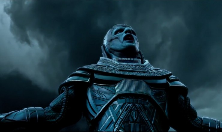 This epic trailer for X-Men: Apocalypse is just what the world needs
