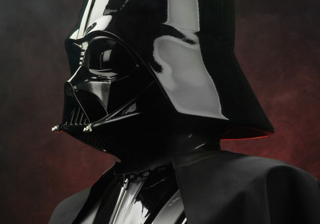 Sideshow's new Darth Vader Life-Size Bust is most impressive