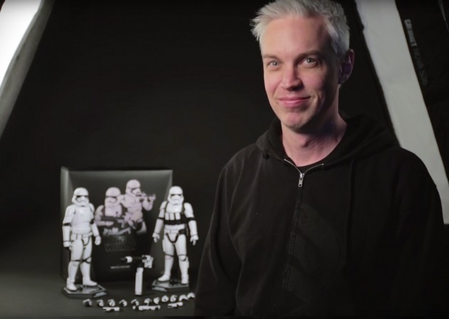 Join the ranks! Pro-tips for posing the Star Wars Hot Toys First Order Stormtroopers