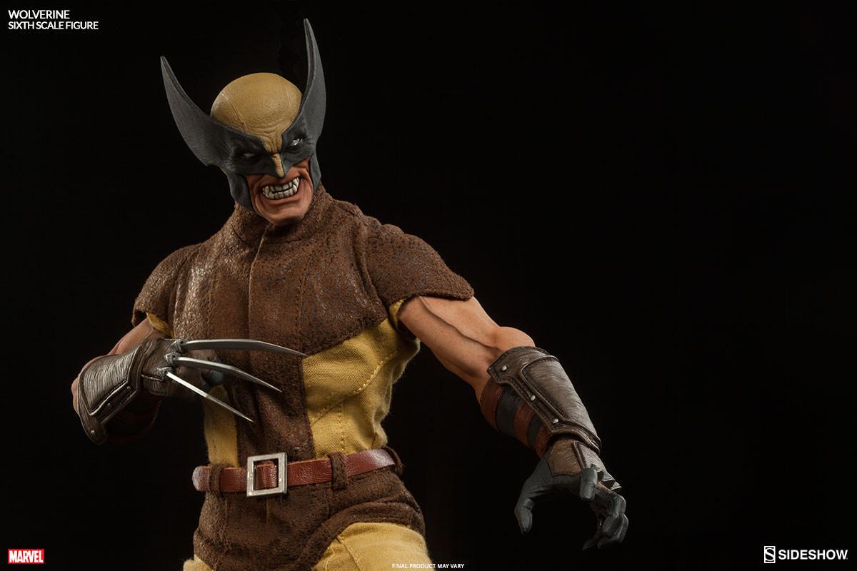 Marvel Wolverine Sixth Scale Figure