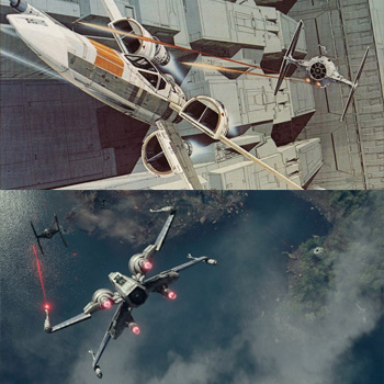 How original Ralph McQuarrie concept art inspired Star Wars: The Force Awakens