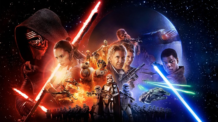 Did you see Star Wars: The Force Awakens? We want to know what you thought!