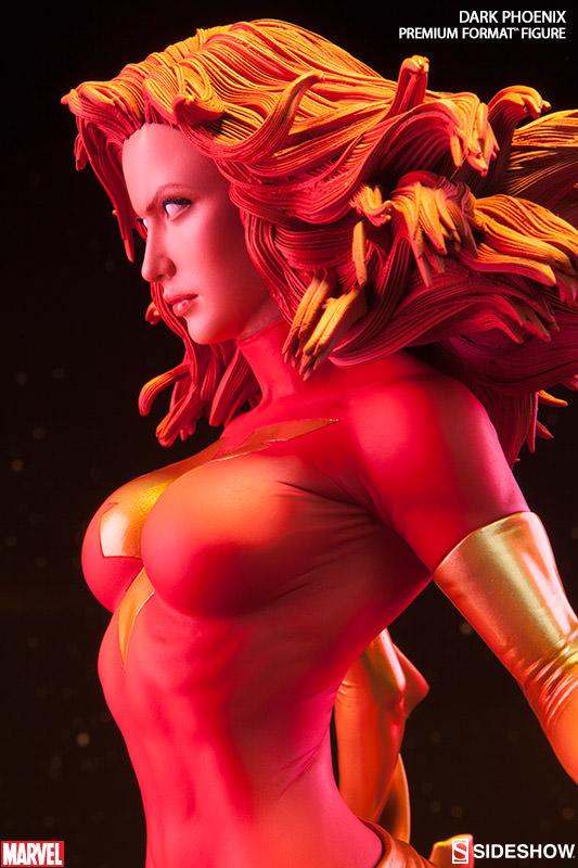 Dark Phoenix Premium Format Figure