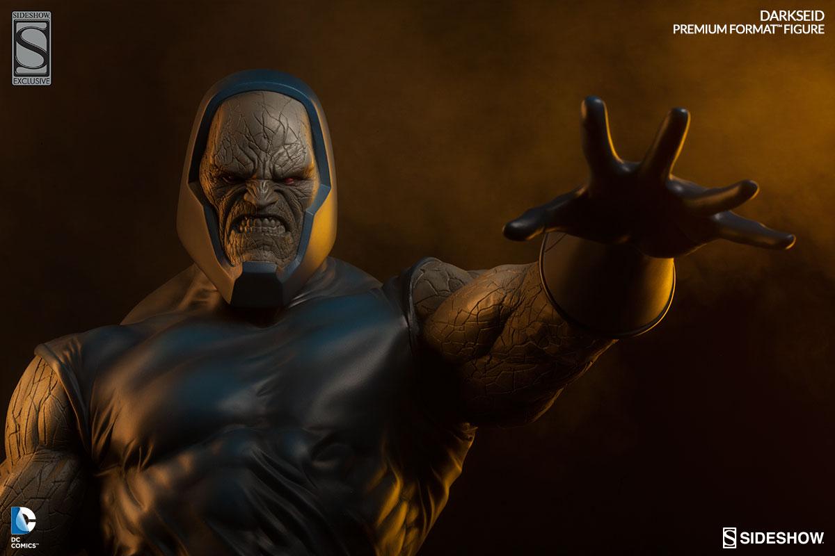 Exclusive Darkseid Premium Format Figure – Final Production Gallery