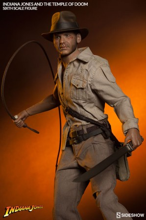 Indiana Jones Sixth Scale Figure FInal Production Gallery