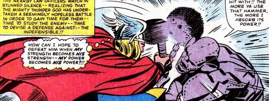 Thor Villains: Absorbing Man