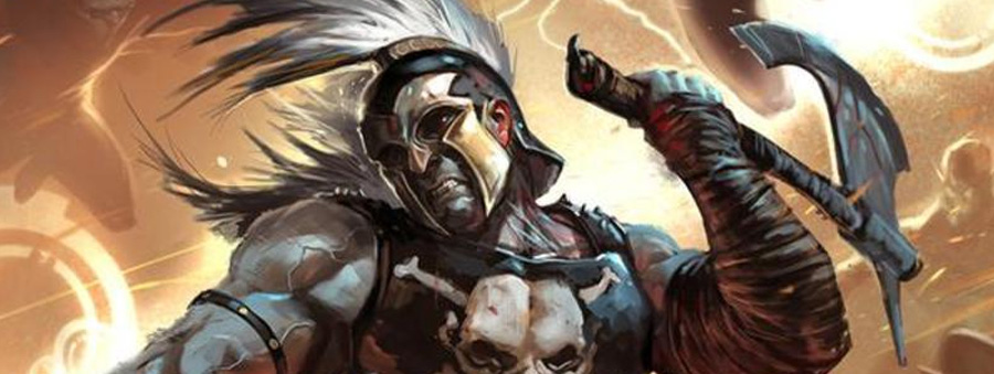 Thor villains: Ares