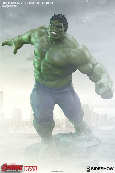 Alright everybody, stand down –it's Hulk from Avengers: Age of Ultron!