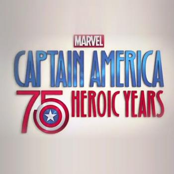 Captain America celebrates '75 Heroic Years'