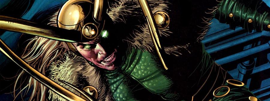 Thor Villains: Loki