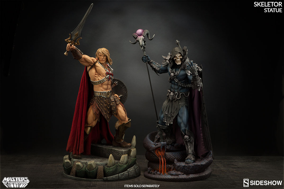 Masters of the Universe Statue Collection
