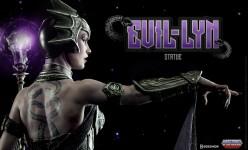 Evil-Lyn Statue